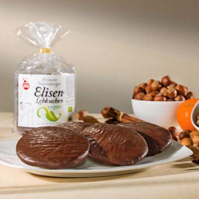 Lebkuchen-Schmidt präsentiert den ersten veganen Elisen-Lebkuchen in Bio-Qualität!