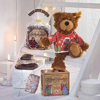 Charly Steiff Teddybär Paket
