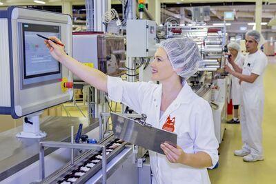 Ausgezeichnet: Lebkuchen-Schmidt ist einer der attraktivsten Arbeitgeber der Stadt