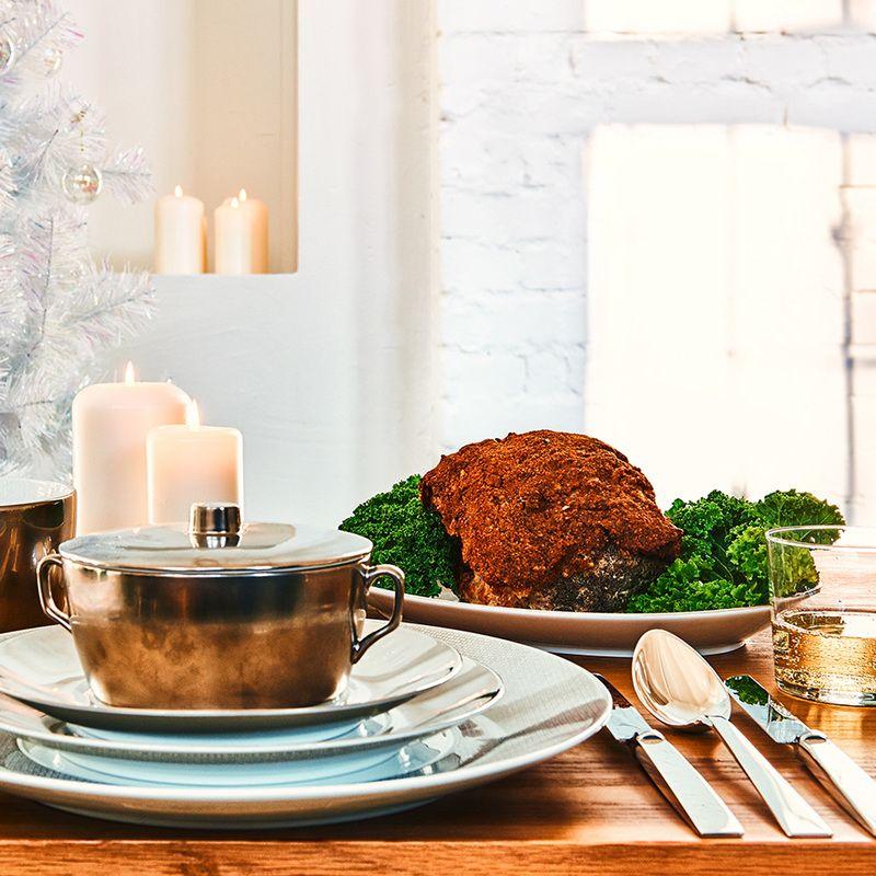 Roastbeef mit Lebkuchenkruste