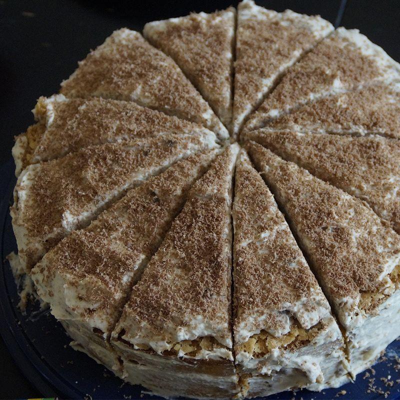 Spekulatius-Pflaumen-Torte