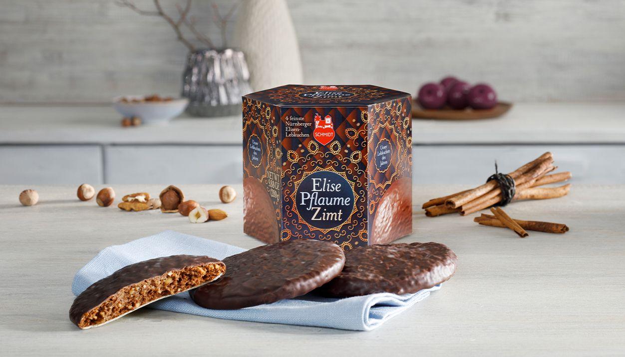 lise Plum-Cinnamon Lebkuchen of the Year 2020