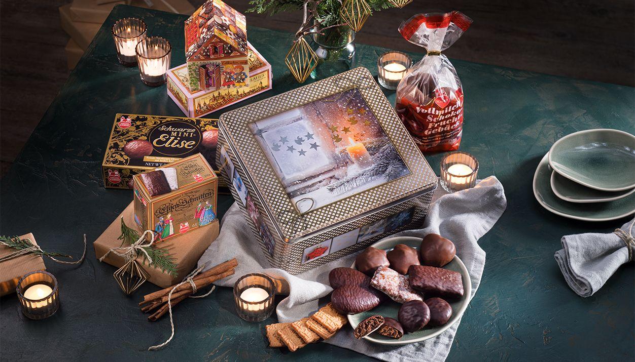 Festive Present Chest