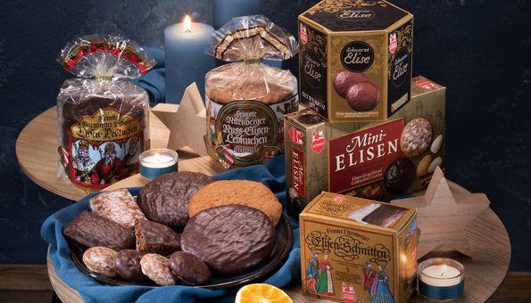 Lebkuchen Elisen-Lieblinge