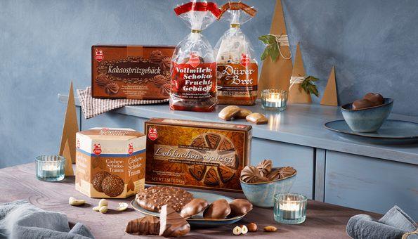Vollmilch-Lebkuchen-Paket