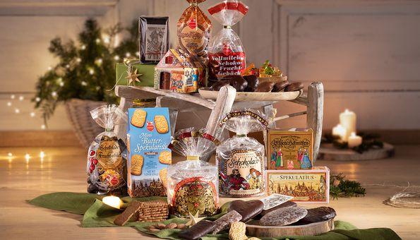 Familien-Paket mit Lebkuchen