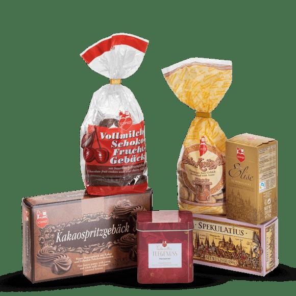 Tee & Gebäck Paket