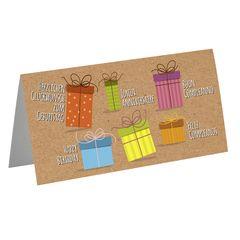 Greeting card International