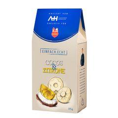 Mürbgebäck Cocos-Zitrone