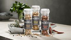 Spice mill trio