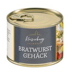 Bratwurst Gehäck 200g