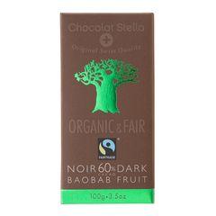Schokotafel - Noir 60%