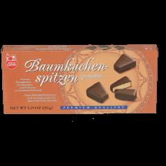 Baumkuchenspitzen Marzipan-Amaretto