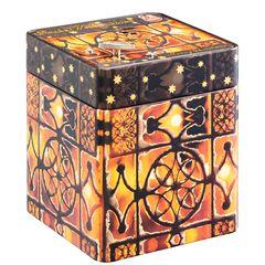 Music Box Tin