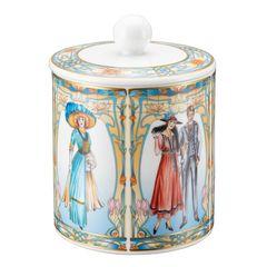 Porcelain Jar 2020 Art Nouveau
