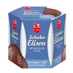 Chocolate Elisen less sweet
