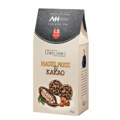 Knuspergebäck Haselnuss-Kakao