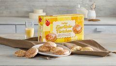 Egg liqueur cookies