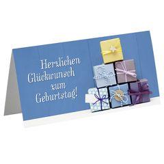 Greeting card German