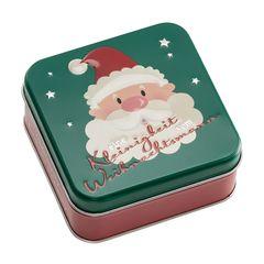Weihnachtliches Pralinendöschen