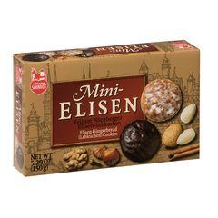 Feinste Mini-Elisen-Lebkuchen