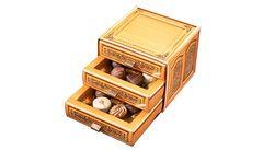 Pralinen Schubladenbox
