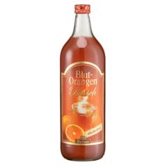 Alkoholfreier Blut-Orangen Punsch, 1L