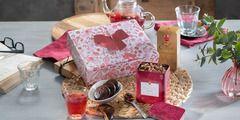 Gift parcel Tea & Mini-Elisen