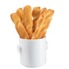 Pastry Crunchy Sticks salty