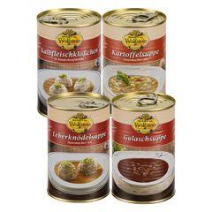 Hausmacher Suppen Sortiment