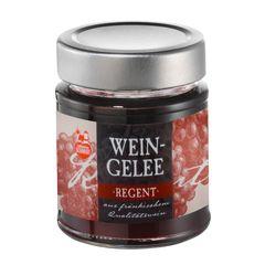 Wine jelly Regent