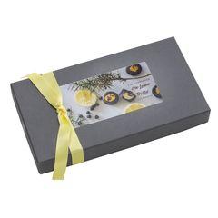 Gin Lemon Truffle chocolates