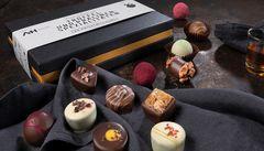 Alexander Herrmann truffles and chocolates
